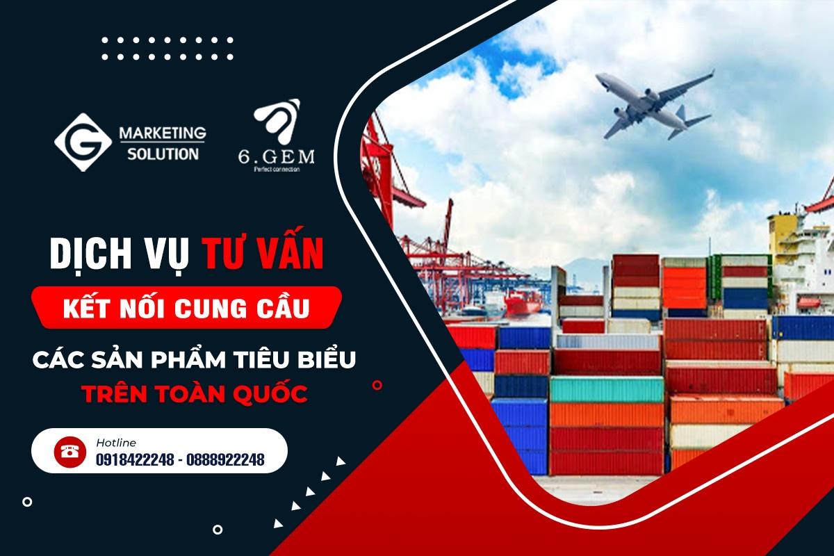 Dịch vụ tư vấn kết nối cung cầu các sản phẩm tiêu biểu trên toàn quốc tại Quy Nhơn