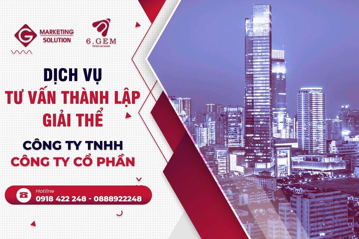 Dịch vụ tư vấn thành lập, giải thể doanh nghiệp, công ty TNHH, công ty cổ phần tại Quy Nhơn