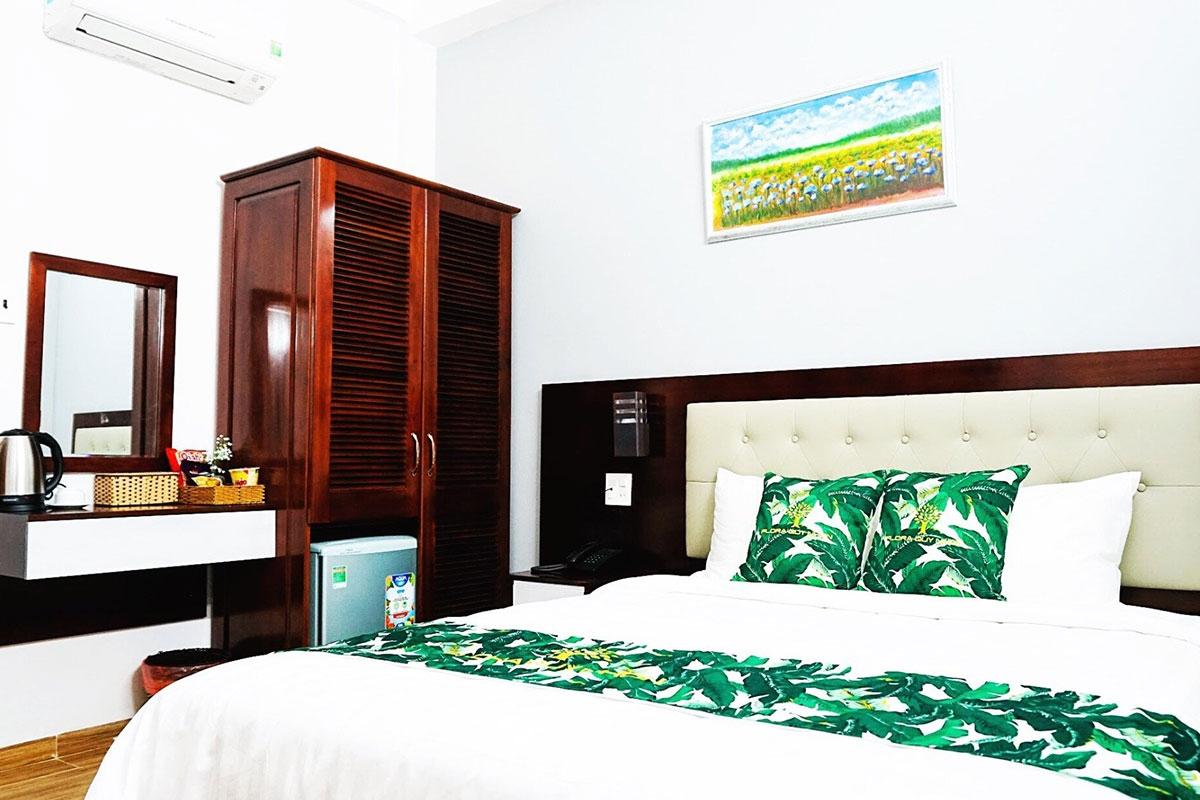 ĐẶT PHÒNG Khách sạn Flora Quy Nhơn Hotel