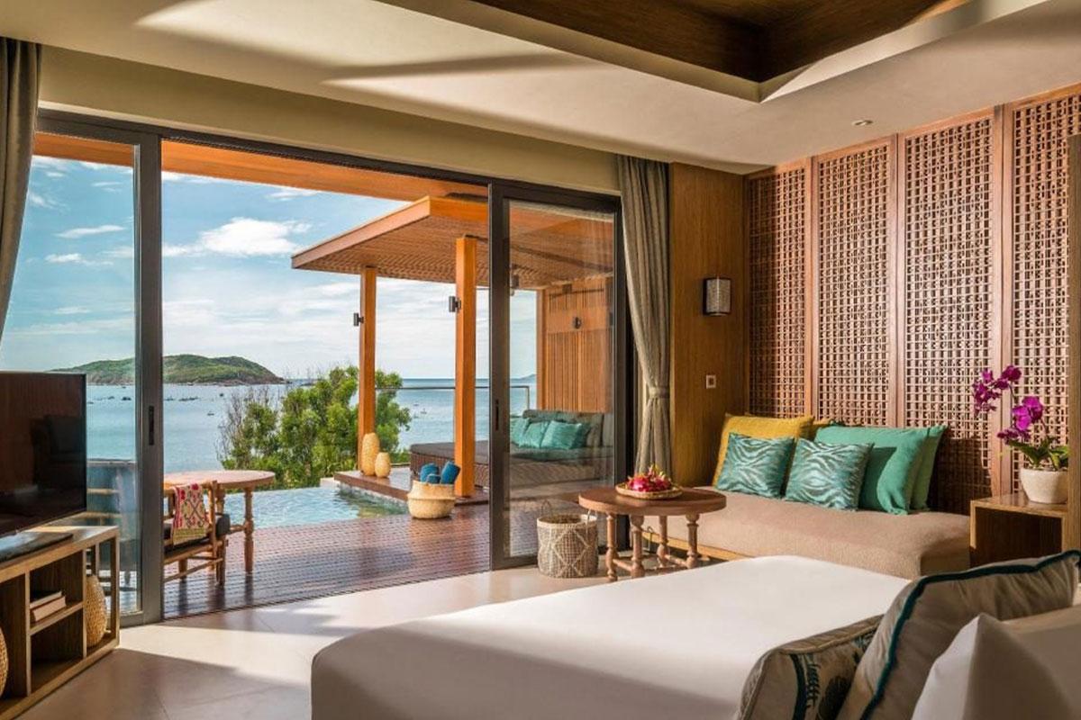 Khách sạn 4 sao - Crown Retreat Quy Nhơn Resort