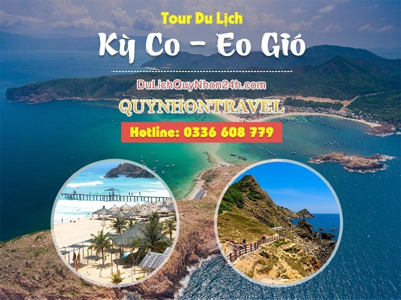 """Tour Kỳ Co, Eo Gió Quy Nhơn - Lạc trôi vào xứ sở Maldives """"phiên bản Việt"""""""